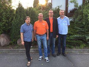 Vorstand 2018 - 2019